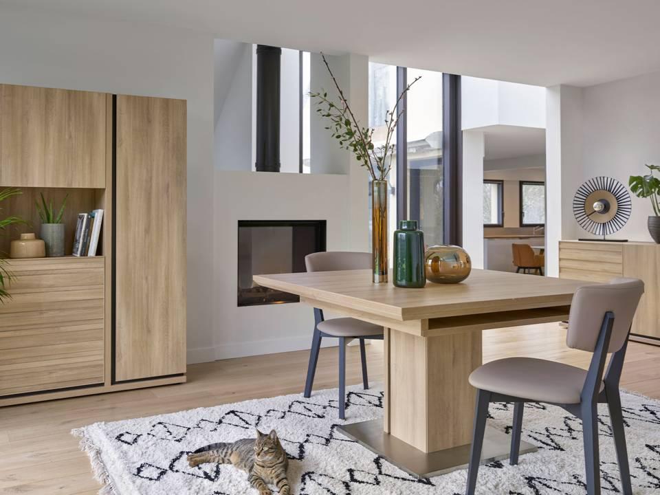 Inspiration Salle à manger Natura meubles Gautier